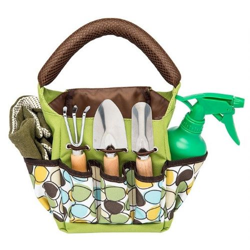 Gardeners Pebble Design Large Garden Tool Set